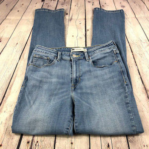 Levi's Women's Mid Rise Skinny Jeans Size 10